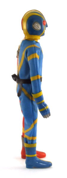 Kikaider Side View