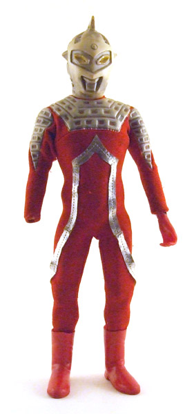 UltraSeven front view