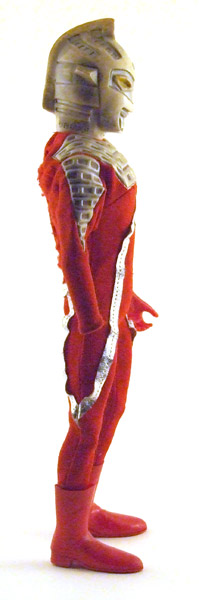 UltraSeven side view