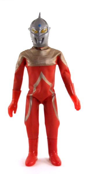 UltraSeven Second Front View